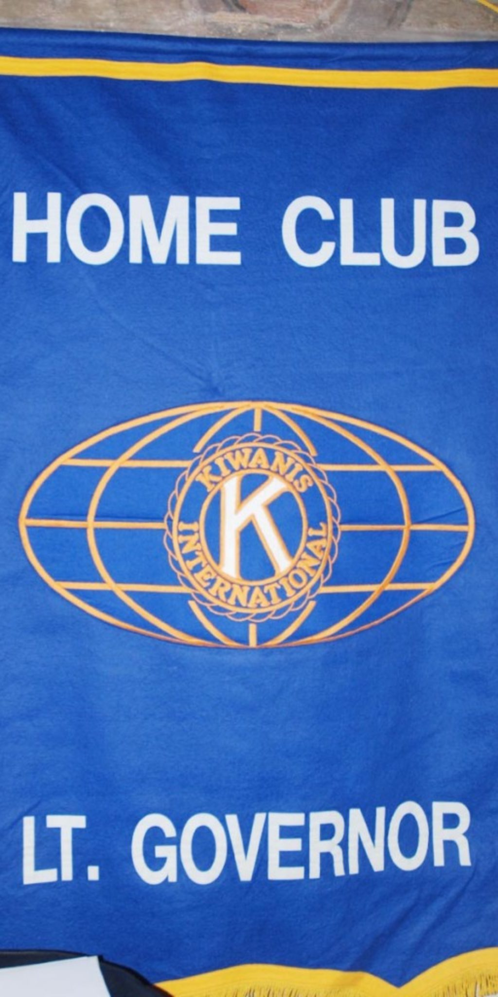 Kiwanis Home Club Lt. Governor Division 11