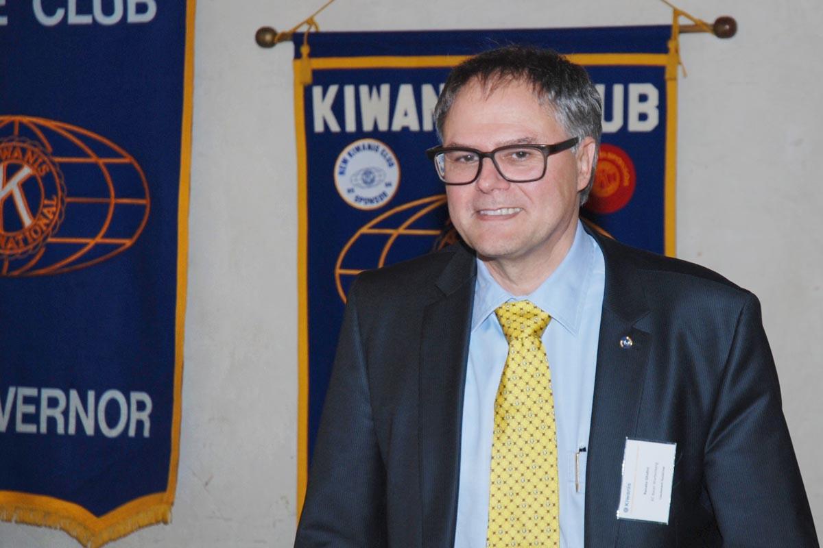 Renato Ghidini Lt. Governor