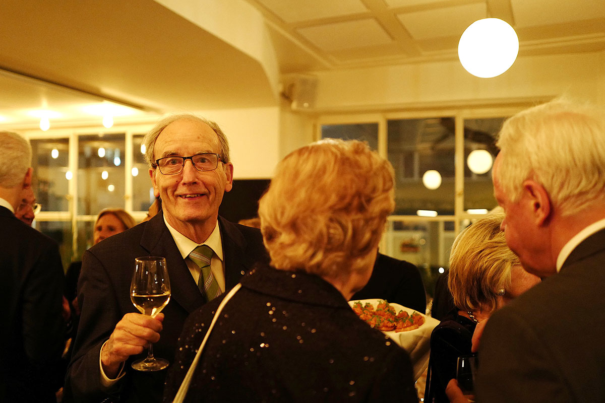 Apéro und Essen im Restaurant Trio